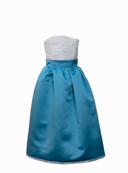 Rochie turquoise model 129
